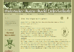 10 Jahre Maien-Markt in Liebertwolkwitz am 4. und 5. Mai 2019 , Bild: Jens Fischer
