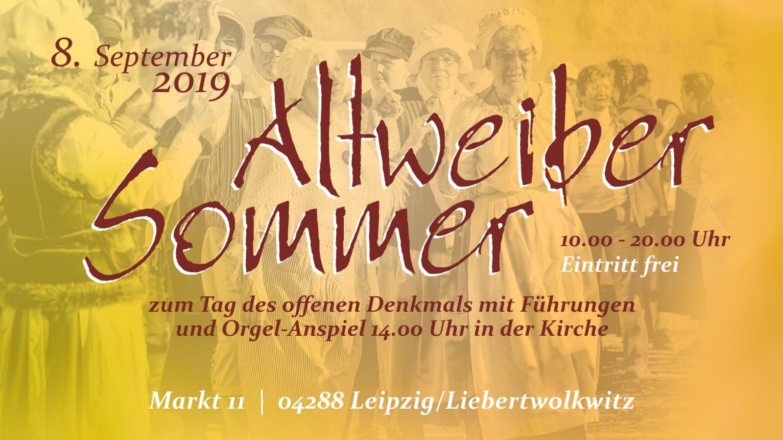 Wolkser Höfe 2019 -  Liebertwolkwitz - (Bild: Frank Bauer)