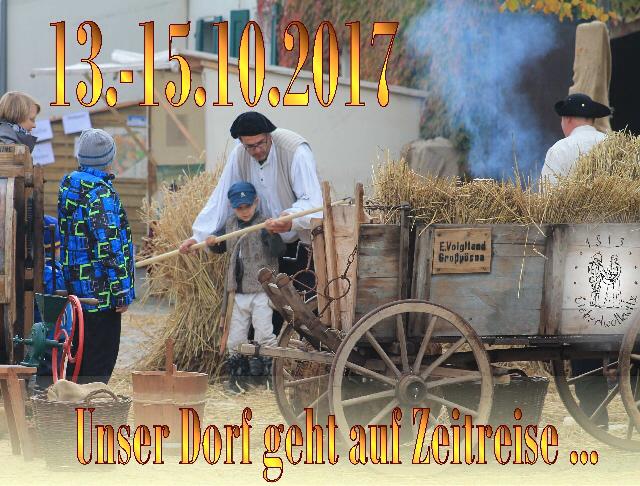 Liebertwolkwitz – ein Dorf im Jahre 1813 vom 13.10.- 15.10.2017