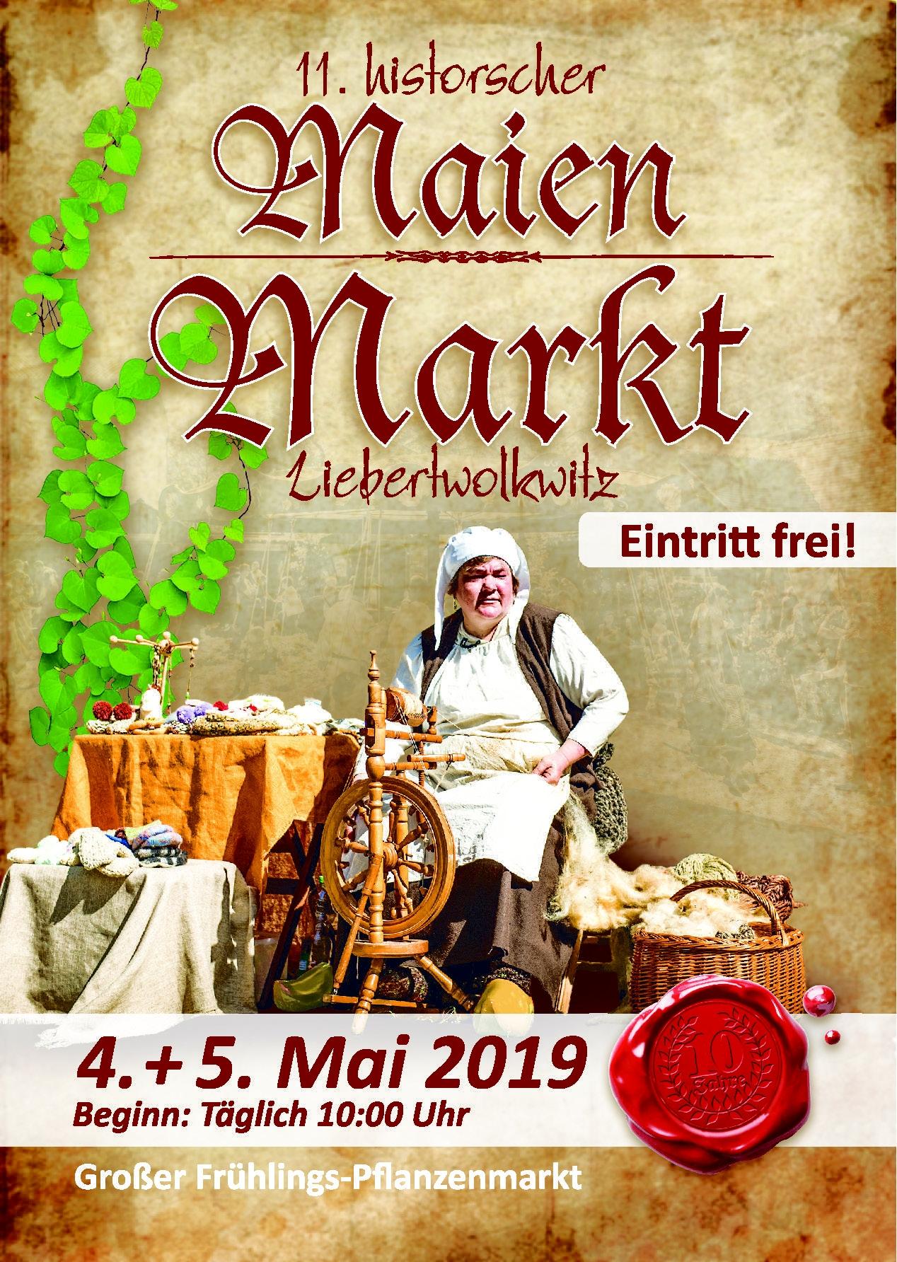 Wolkser Höfe 2019 - Maien-Markt 2019