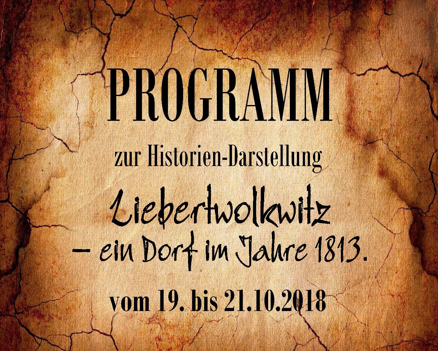 Wolkser Höfe 2018 - Das Dorf 2018 Programmvorschau!