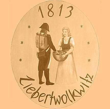 Logo: Das Dorf 1813
