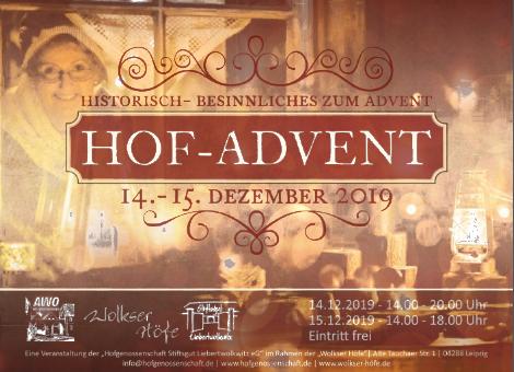 Wolkser Höfe 2019 -  Hof-Advent - (Bild: Frank Bauer)
