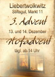 Liebertwolkwitzer Hof-Advent 2014
