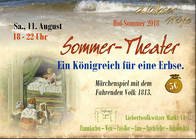 Wolkser Höfe 2018 - Sommer-Theater