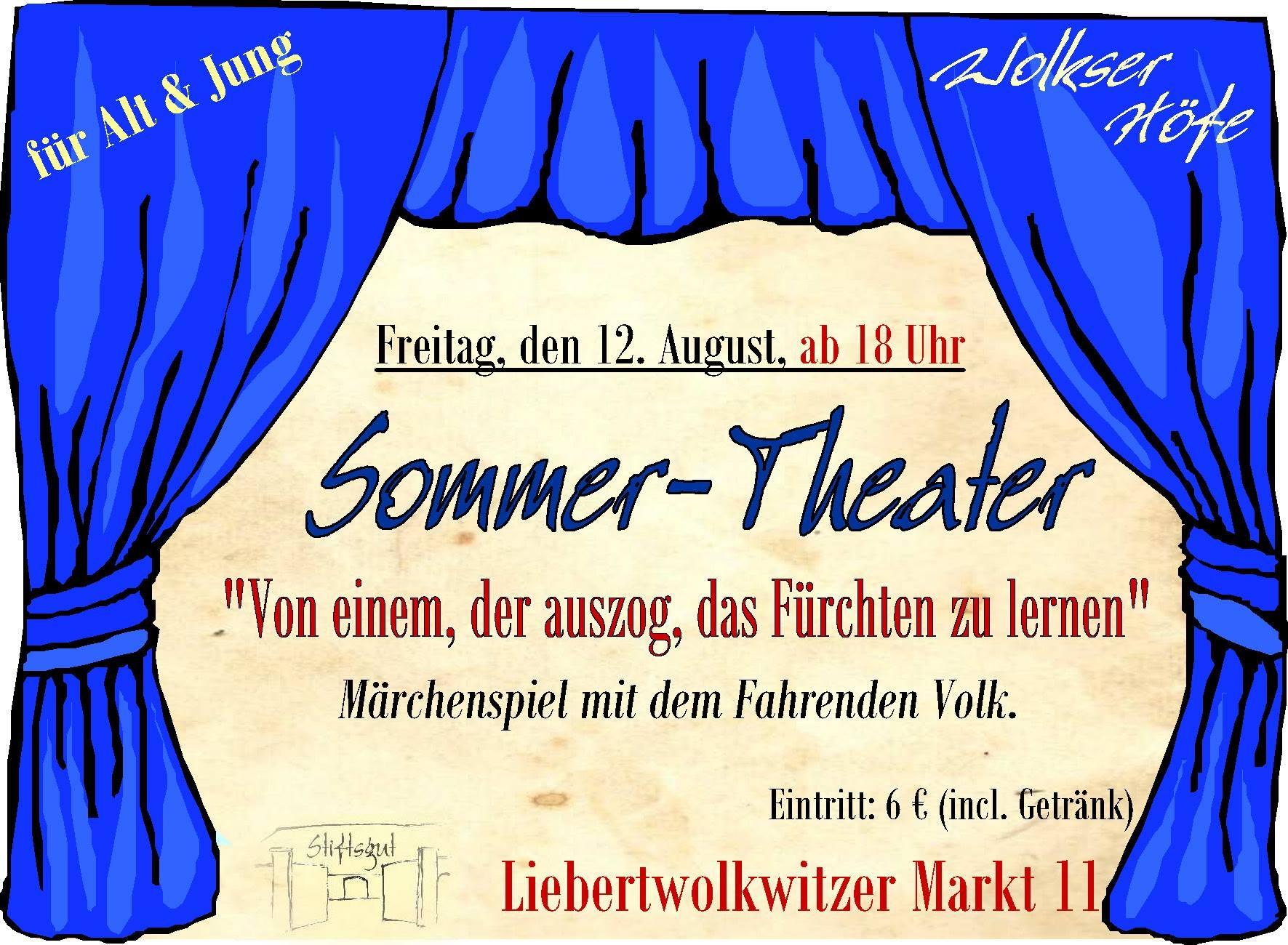 Sommertheater 2016 -  Liebertwolkwitz - (Bild: Lutz Zerling)