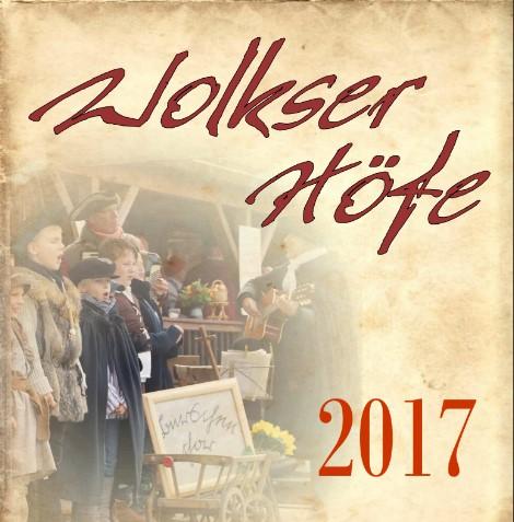 Wolkser Höfe 2017 -  Liebertwolkwitz -