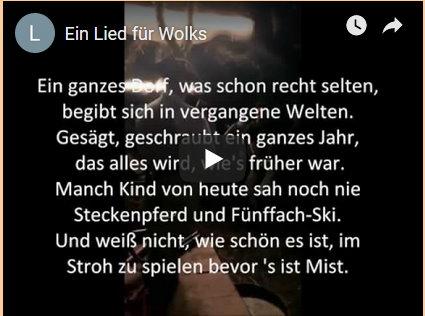 Youtube: Das Dorf 1813 Lied